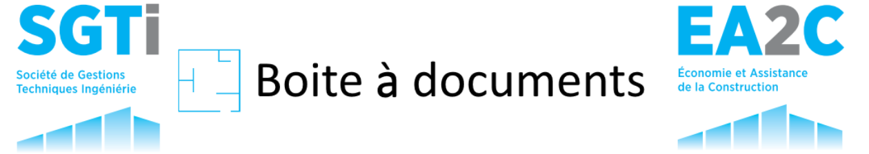EA2C-SGTi Boite à Documents